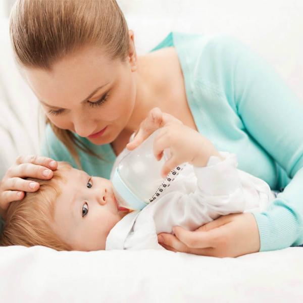 otuchit rebenka ot grudnogo vskarmlivaniya1 Как уложить ребенка спать?