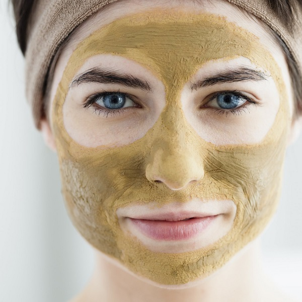 woman face mask Маски для лица с оливковым маслом