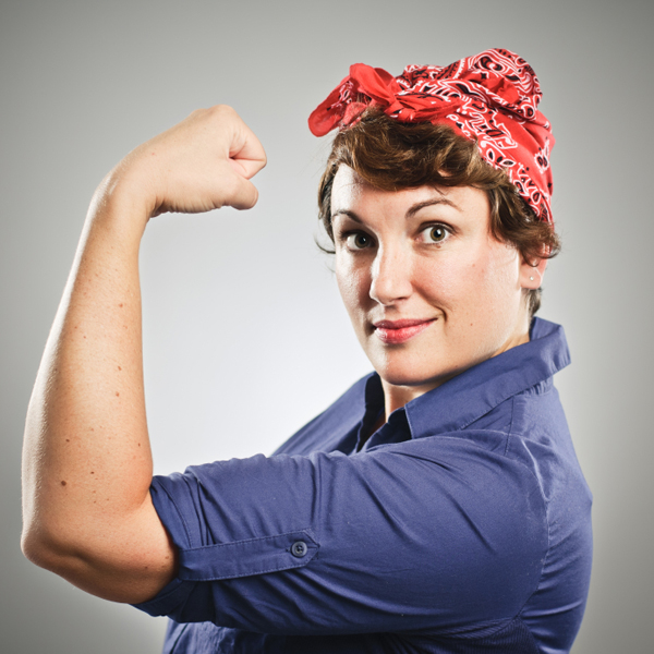 hannah johnson hill gender equality 031114 Как заставить мужчину уважать себя?