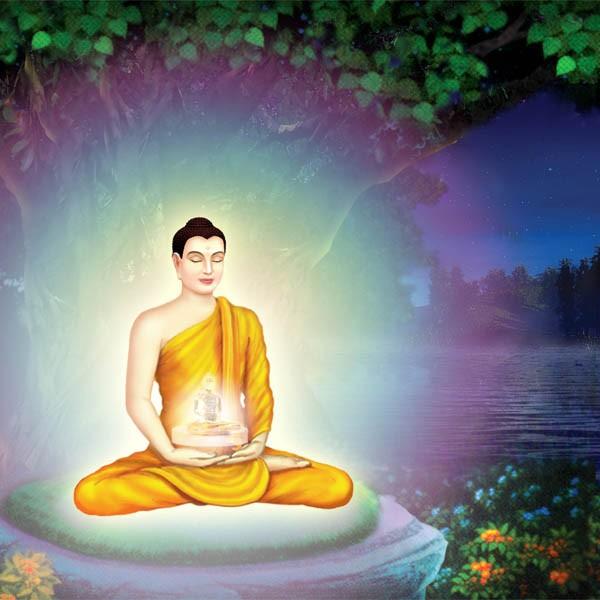 Человек, достигший состояния нирваны, называется Бодхисаттвом