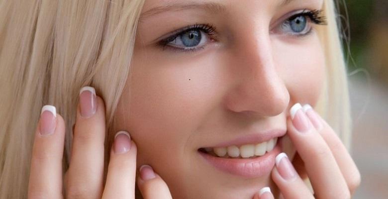 Цвет волос для голубых глаз (фото)