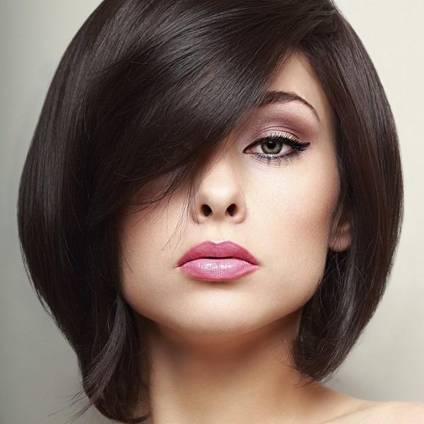 Как закрасить седину на темных волосах?