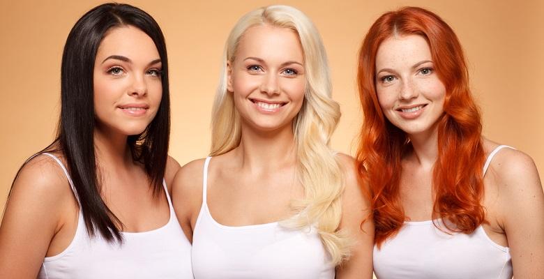 Типы волос (сухие, жирные, нормальные волосы) – как определить, какие типы волос бывают?