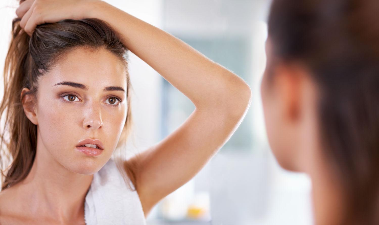 Седые волосы: причины появления и лечение