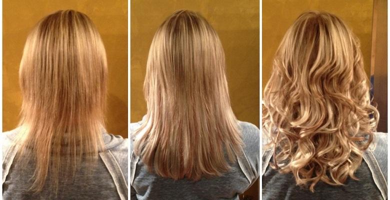 Как восстановить нарощенные волосы