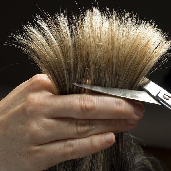 Секущиеся кончики волос: причины и лечение