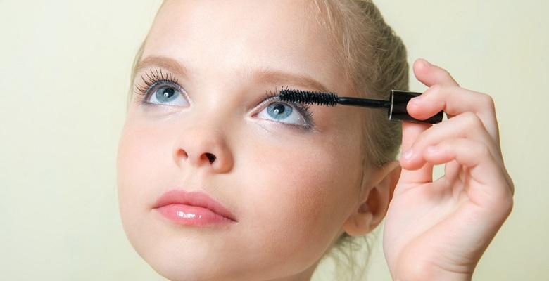 Школьный макияж для подростков