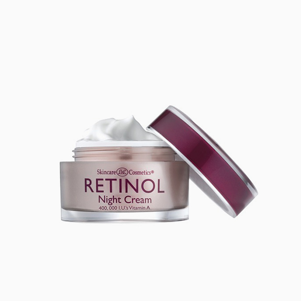 Ночной антивозрастной восстанавливающий крем с комплексом витаминов и масел, Retinol (2 720 руб.)