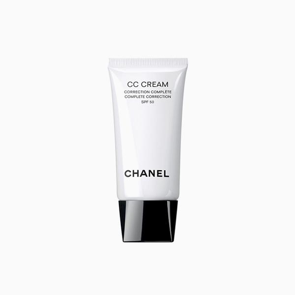 CC-сream с фактором защиты от солнца SPF 50, Chanel (3 727 руб.)