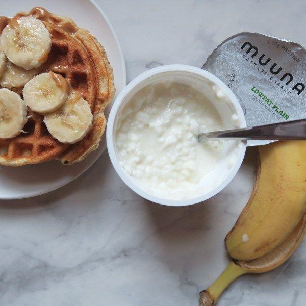 калорийность творога с бананом 190 ккал