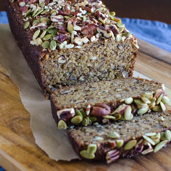 хлеб без глютена глютен фри