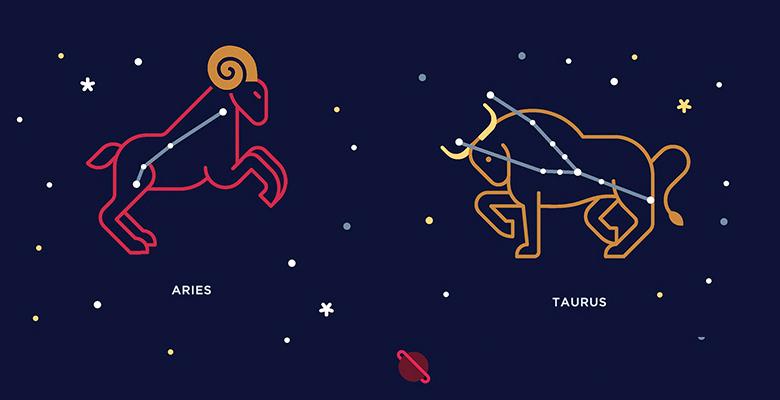 Совместимость знаков зодиака овен мужчина и телец женщина в любви