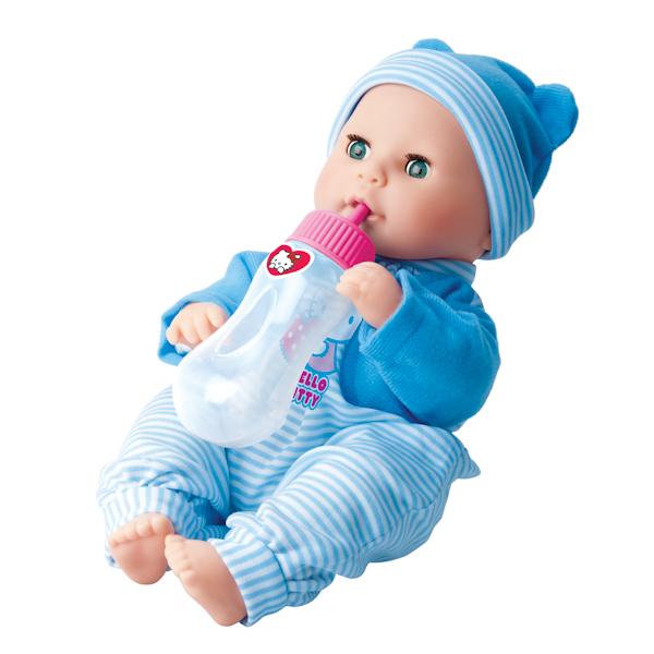 Подарок девочке 5 лет на Новый год - кукла-пупс