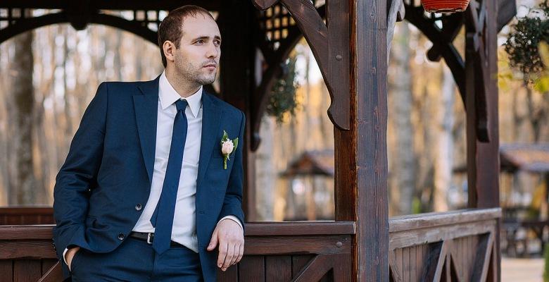 b6b975a245d Мужские костюмы на свадьбу  элегантный образ гостя. Одежда на свадьбу