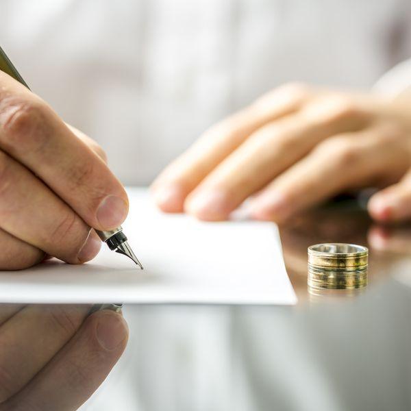 составление договора на брак
