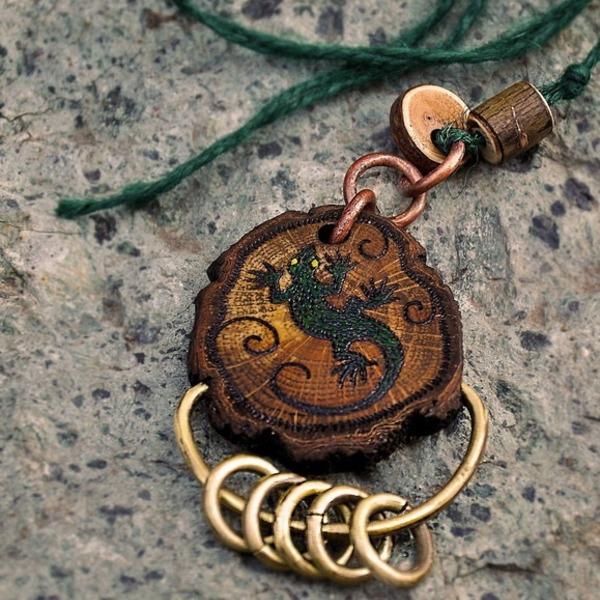 Талисман саламандра для знака зодиака Стрелец