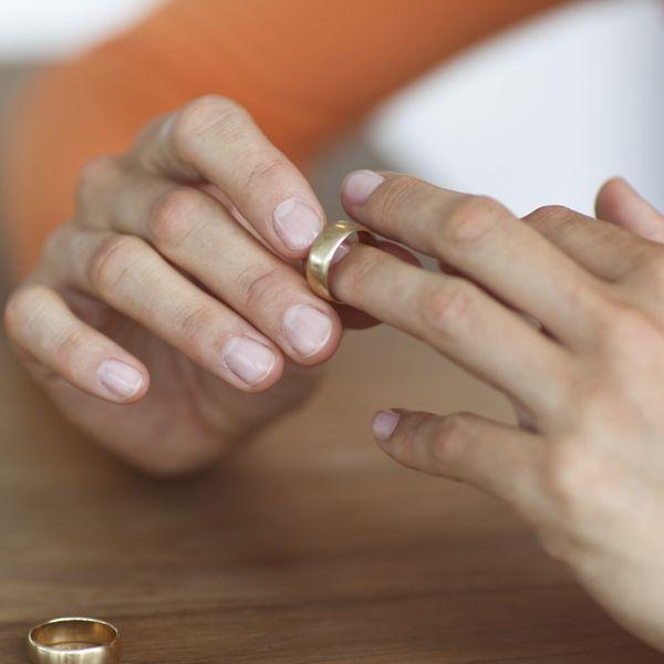 развенчание после развода с мужем