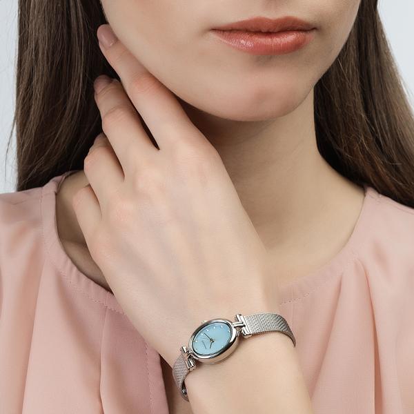овальные женские часы санлайт