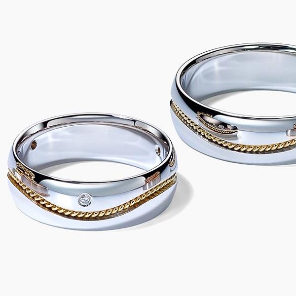 золотые кольца санлайт