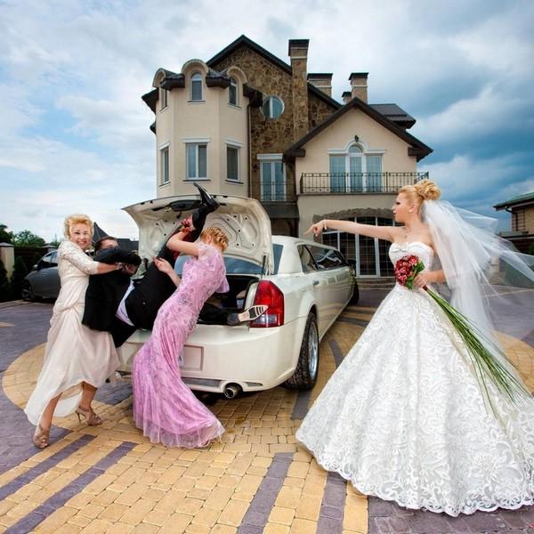 что должна делать дружка на свадьбе