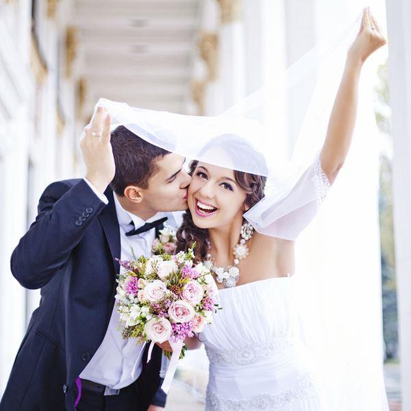 свадьба Стрельца и Близнецов