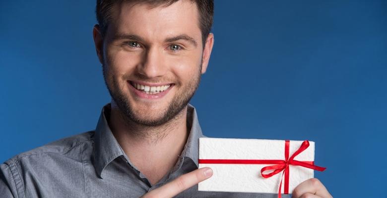 Подарок друзей своими руками