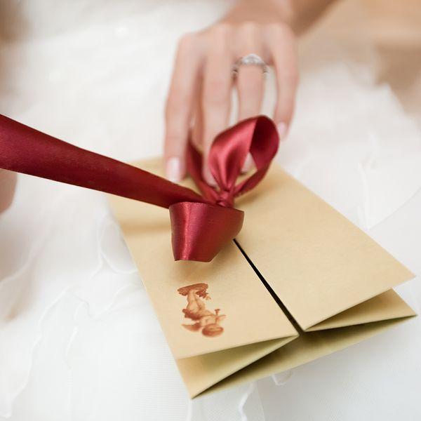 свадебный подарок в конверте