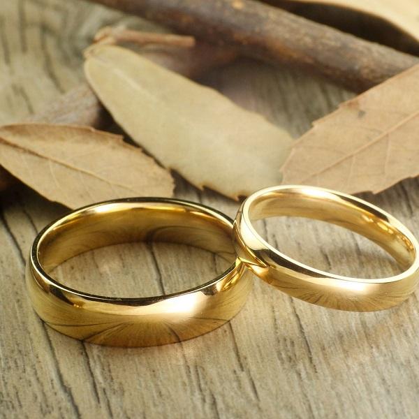 новые обручальные кольца вместо утерянных