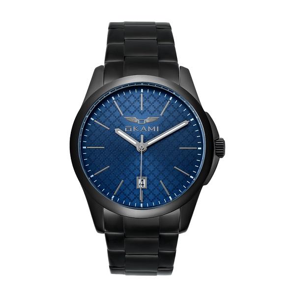 Мужские часы на металлическом браслете