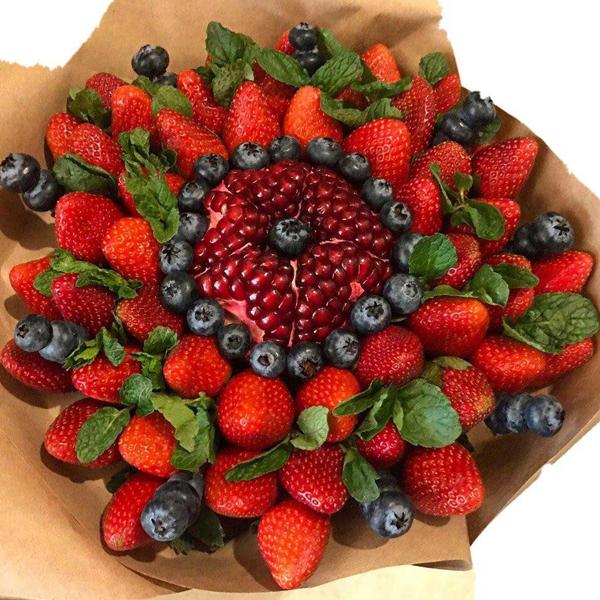 ягодный букет