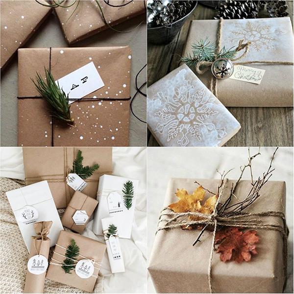 как быстро завернуть подарок