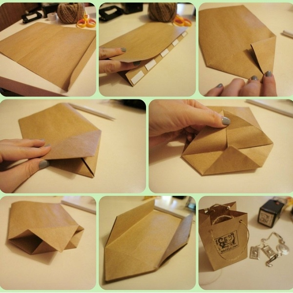 sunmag-3.-paket-iz-kraft-bumagi-svoimi-rukami Как сделать пакет из крафт-бумаги своими руками?