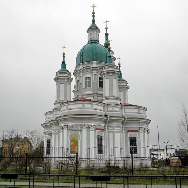 собор в Кингисеппе