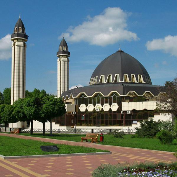 мечеть в Нальчике