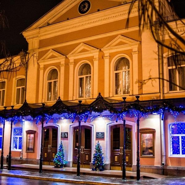театр в Астрахани