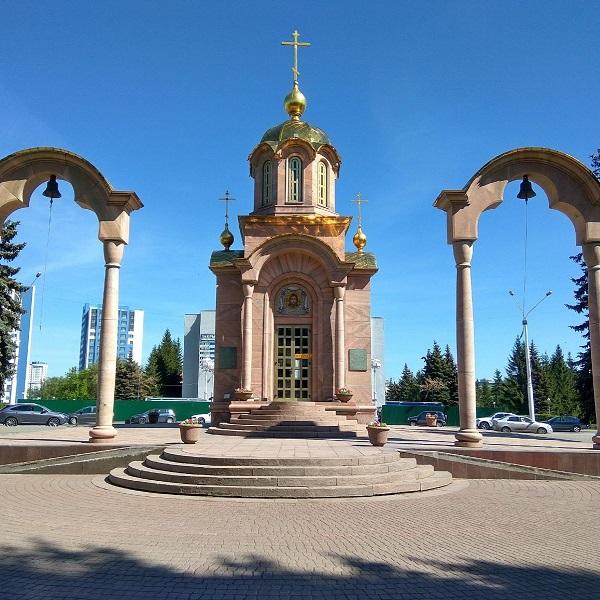 знаменитые места в Кемерово
