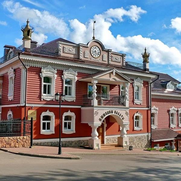 знаменитые места в Мышкине