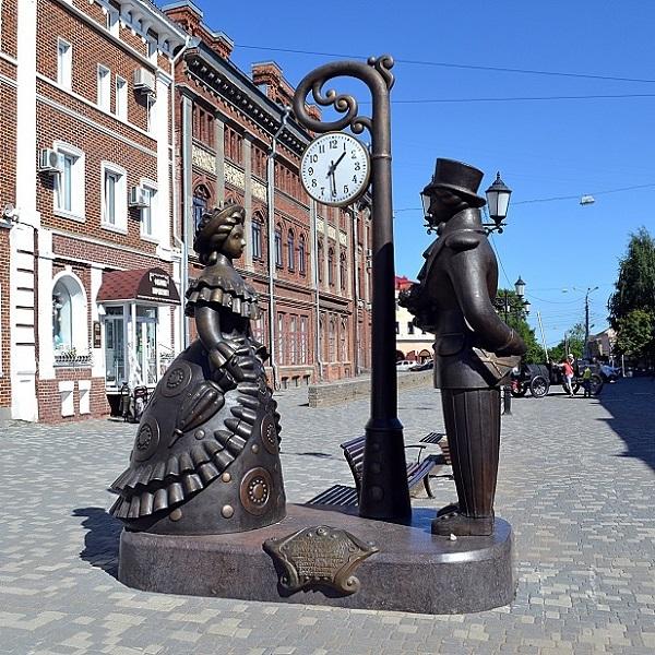 знаменитая улица в Кирове