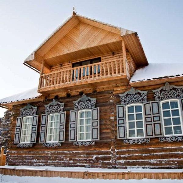 здание Чочур-Муран