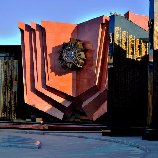 знаменитая площадь в Хабаровске
