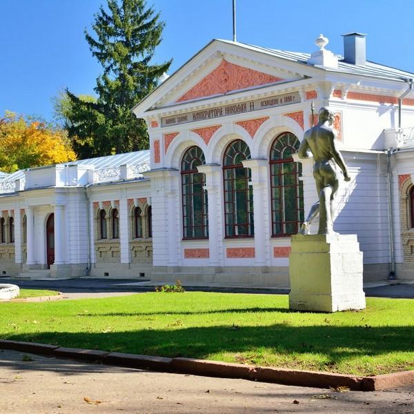 исторические места в Ессентуках